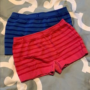 Yoga shorts/briefs